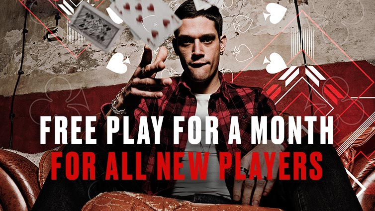 Daily Freerolls with €1,000 in bonuses