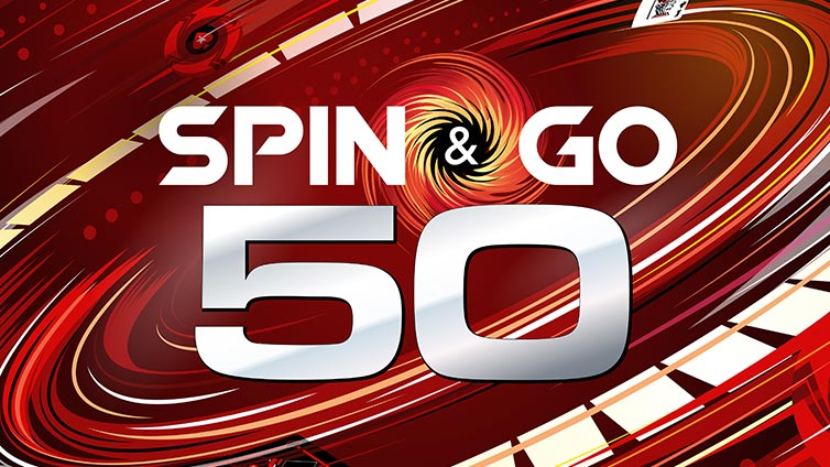 Spin & Go 50 Leader Boards