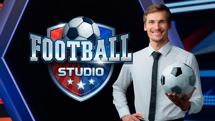 Живая игра Football Studio