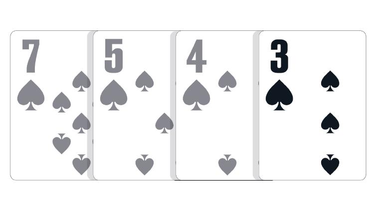 One Card Hand