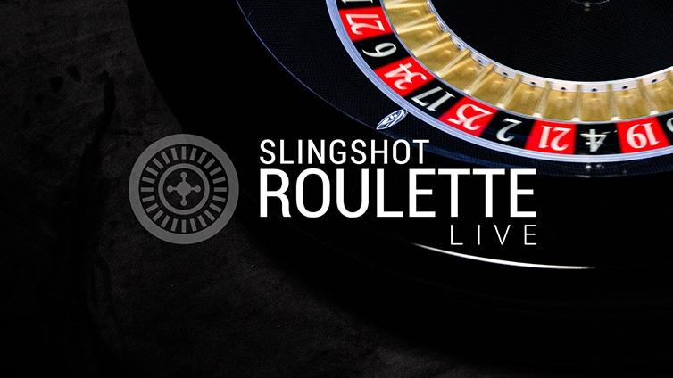 Live Slingshot Auto Roulette
