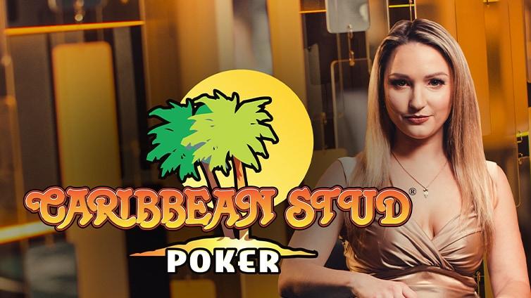 Живой карибский стад-покер