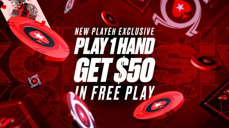 Get $50 Free Play