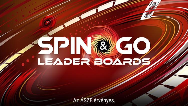 Ljestvice Spin&Go turnira