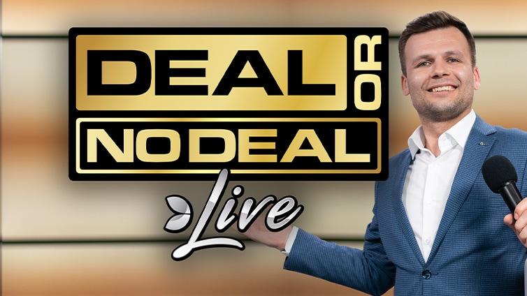 Живая игра Deal or No Deal