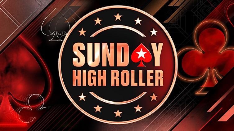 Sunday High Roller Full KO