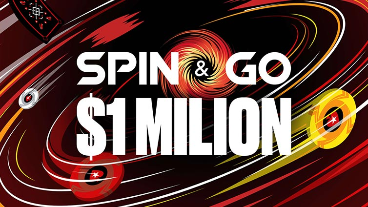 $1 Million Spin & Go's