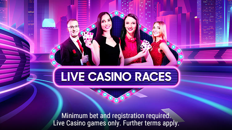 Live Casino Races