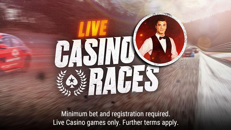 Live Casino Races