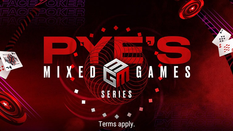 Twitch Mixed Games Series