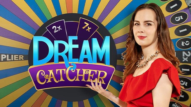 Живая игра Dream Catcher