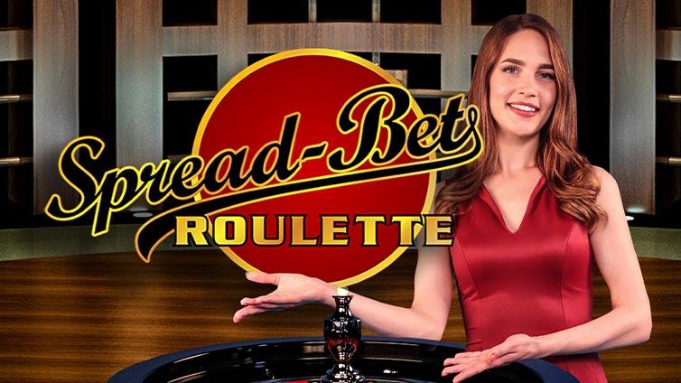 Живая рулетка Spread Bet Roulette