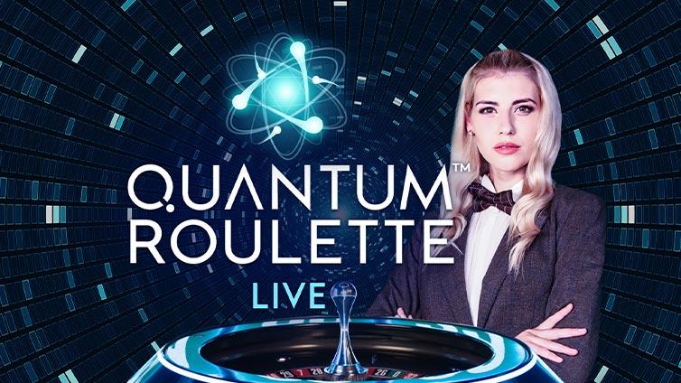Живая рулетка Quantum Roulette