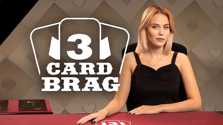 3-карточный брэг