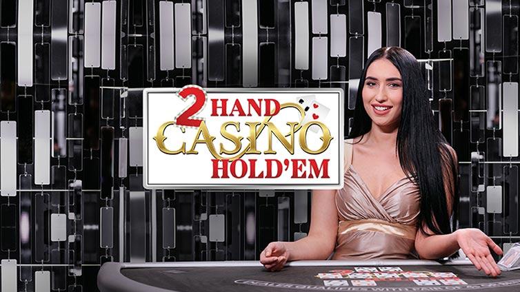 Live 2 Hand Casino Hold'em