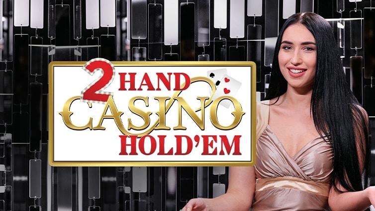 Живой холдем казино 2 Hand Casino Hold'em