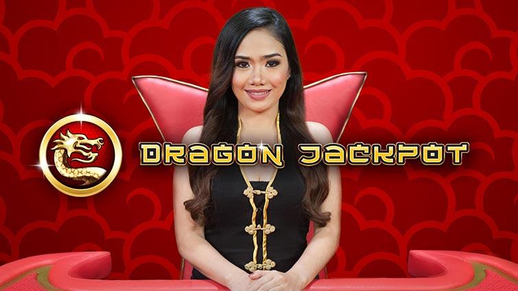 Live Baccarat Dragon Jackpot