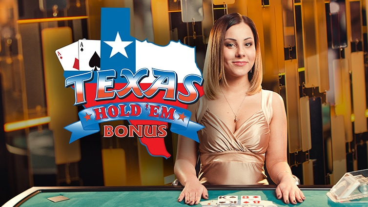 Живой Texas Hold'em Bonus Poker