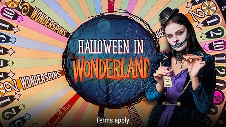 Halloween con AdventuresBeyondWonderland