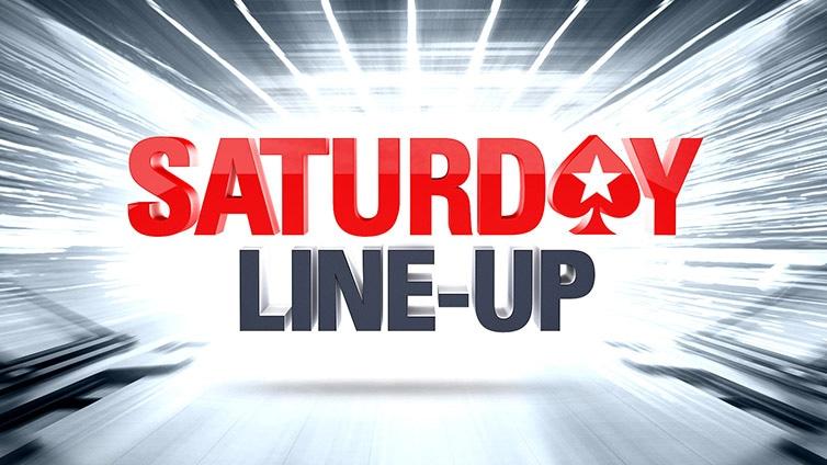 Saturday Line-Up
