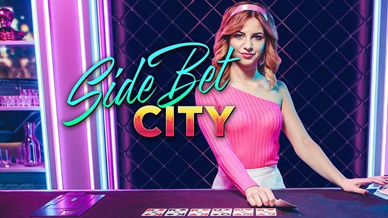 Живая игра Side Bet City