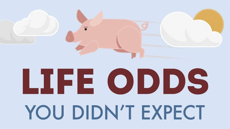 Life Odds You Didn't Expect